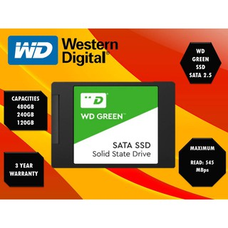 Image result for Western Digital WDS480G2G0A 480 GB SSD