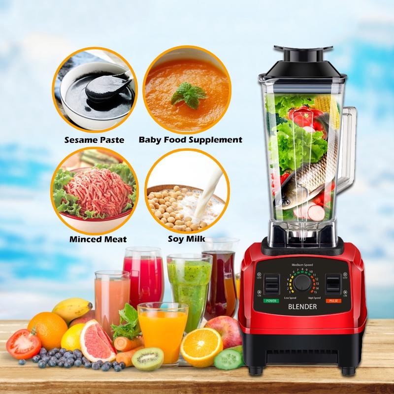 GDeal Multifunctional Blender Cooking Machine Wall Breaking Household Meat Grinder Supplementary Food Machine