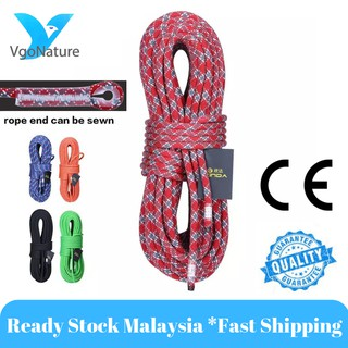 1m 22KN Safety Climbing Ropes Dynamic Rope High Strength Lanyard