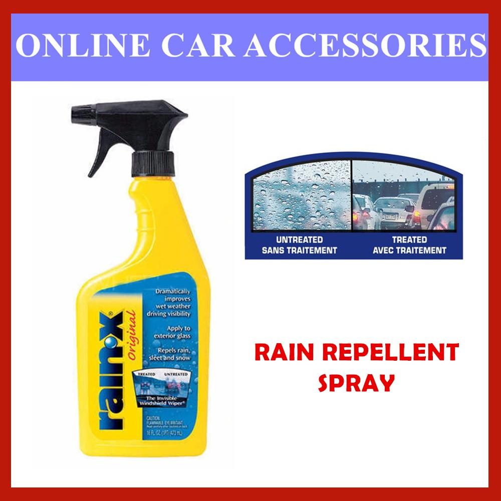 Rain-X Water Repellent Original Treatment (Spray Type) - 473mL