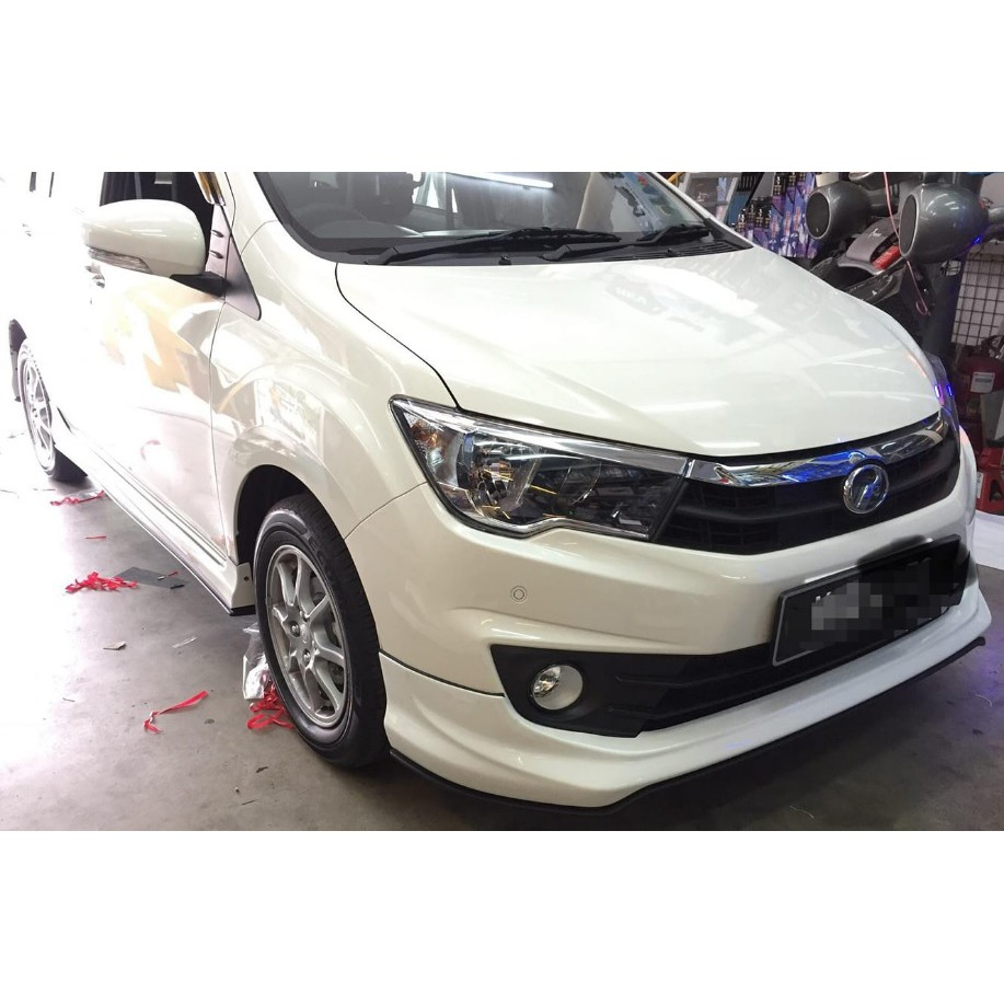 Perodua Bezza Gear Up Set PU Bodykit with 2K color paint