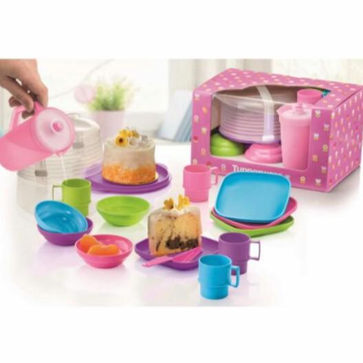 Tupperware Kid Mini Masak toy for kid Gift Set (Limited Edition)