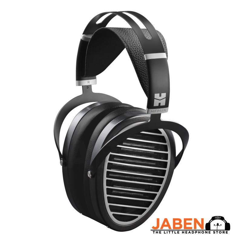 HIFIMAN Ananda Hi-Res Planar Magnetic Detachable Cable Ergonomic Wired Open Back Over Ear Headphones [Jaben]