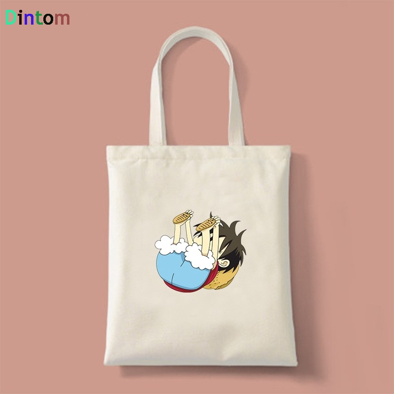 BRAND NEW Canvas Tote Bag One Piece