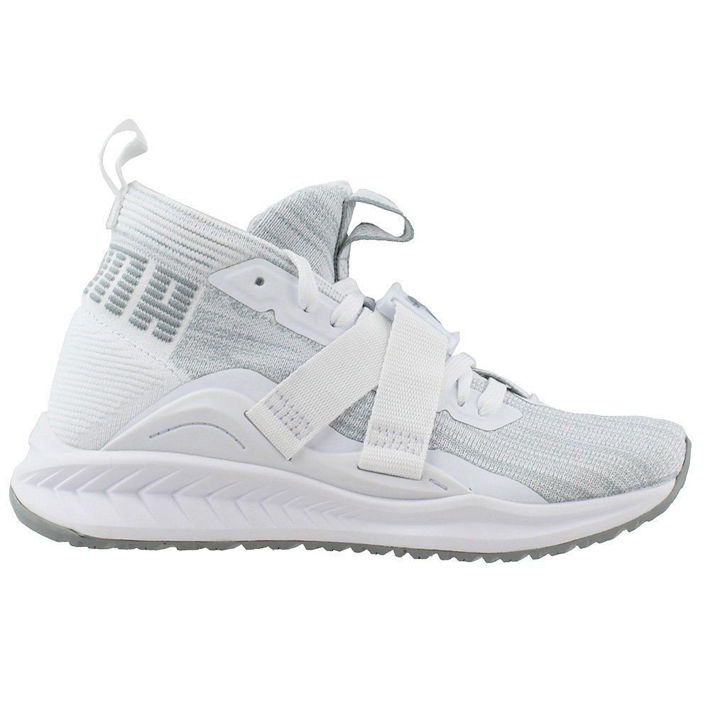 newest 6e902 f3e38 Kasut Puma Ignite Evoknit 2 Casual Men's Shoes Gray-white Sports Running  shoes