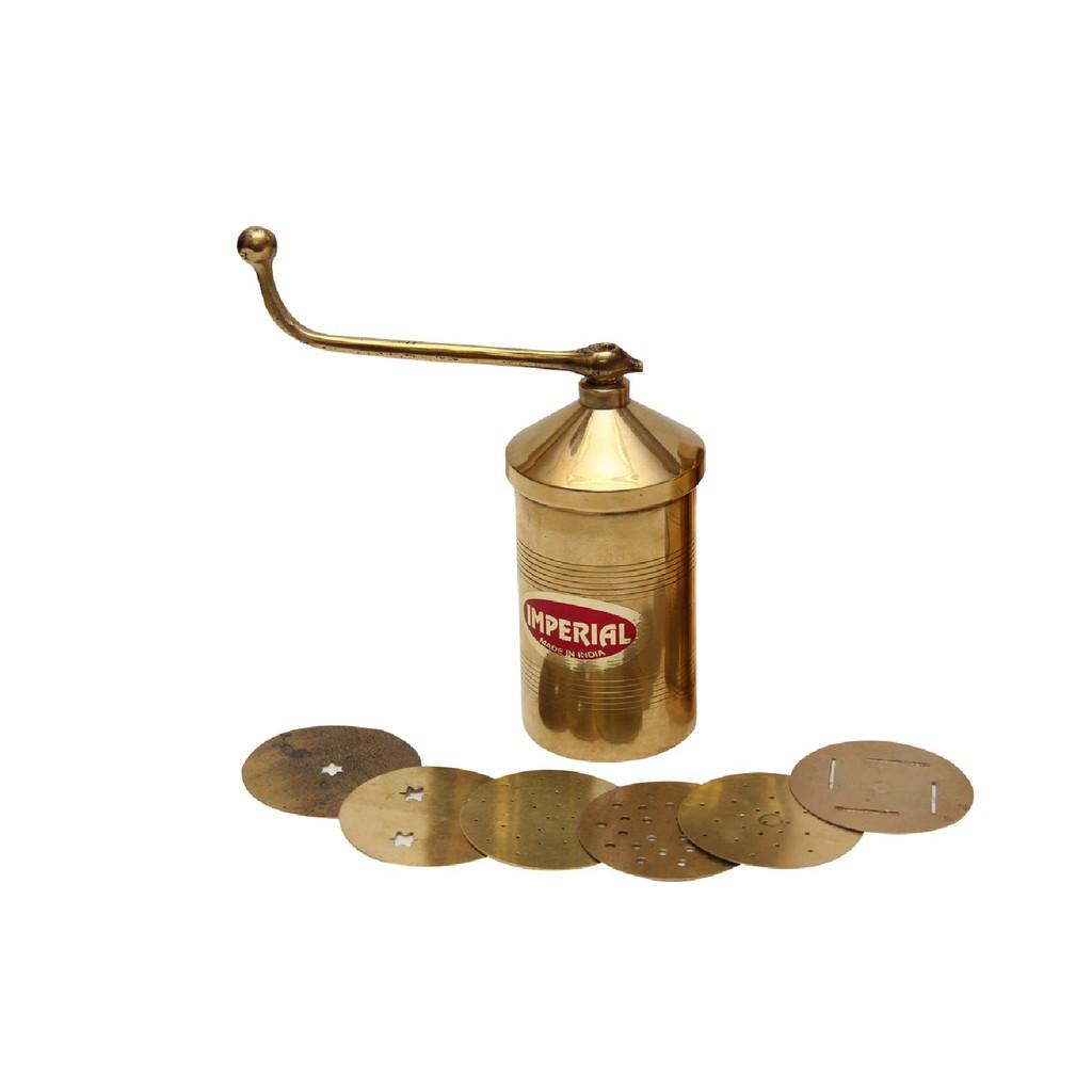 Mould Brass MKT - 8 (Twist Muruku Maker)