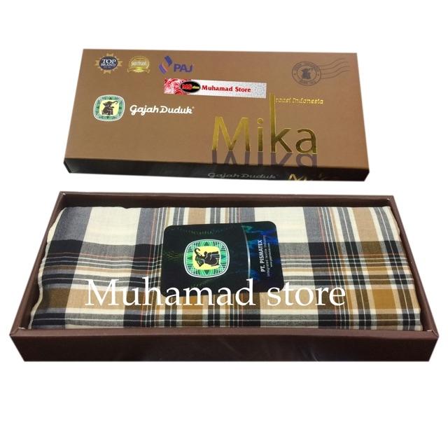 Part 2 Kain Pelikat Brand Gajah Duduk Mika Box (Dewasa)