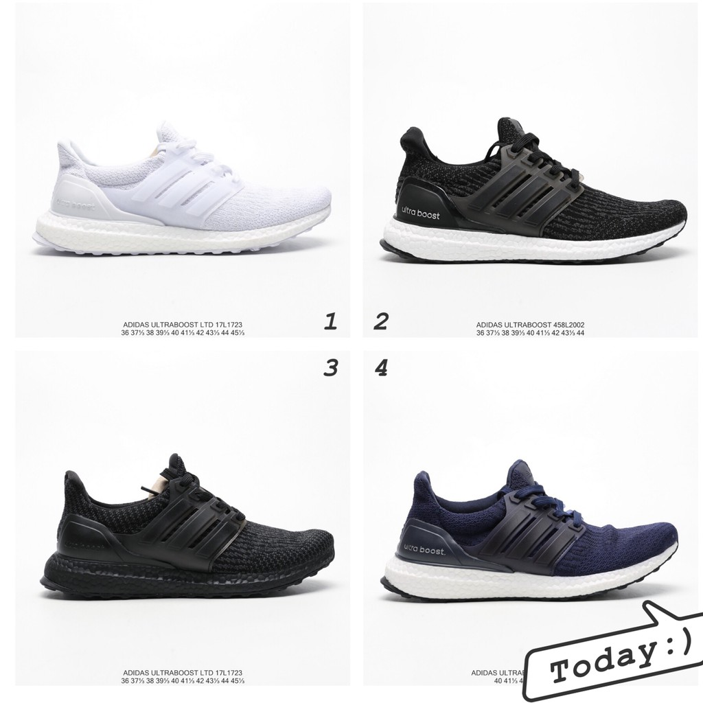 low priced 2fc39 2deac Adidas Ultraboost 3.0 men&women running shoes casual shoes Sports