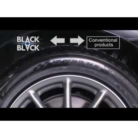 (Free Gift) Soft 99 BLACK BLACK - Hard Coat for Tire - 110ml