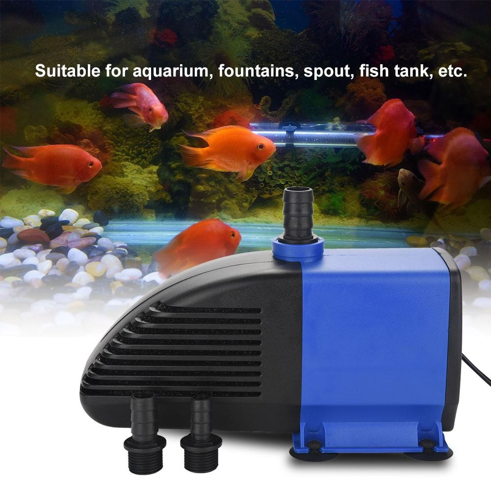 Pet Supplies Aggressive 25w Submersible Water Pump Aquarium Fish Tank Pond Marin Fountain 220-240v