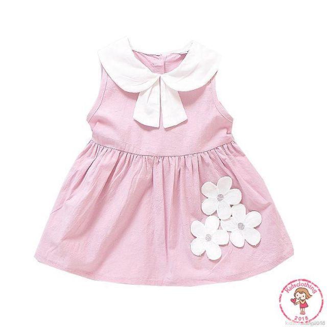 Girl Skirt Girl Dress Pink 4-5 Years Old
