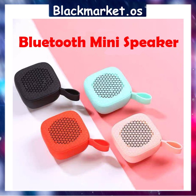 Bluetooth Wireless Mini Speaker Portable Speaker BTS-06 Bass Speakers For Party , Outdoor