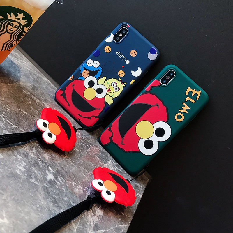For Iphone Xs Max Xr X Pink Sailor Moon Soft Cover For Iphone 8plus 7plus 6sp 7 8 6 6s Cute Cartoon Case strap Stander