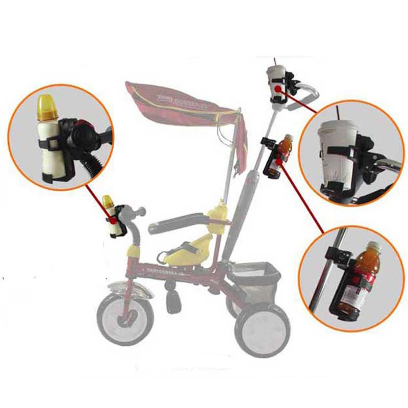 ✨ Superseller ✨ Cup Drink Holders 360 Degrees Universal for Baby Stroller