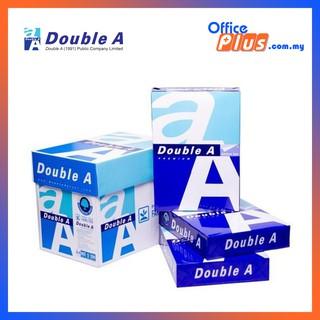 Double A A4 Copier Paper Premium 80gsm - 500 sheets (10
