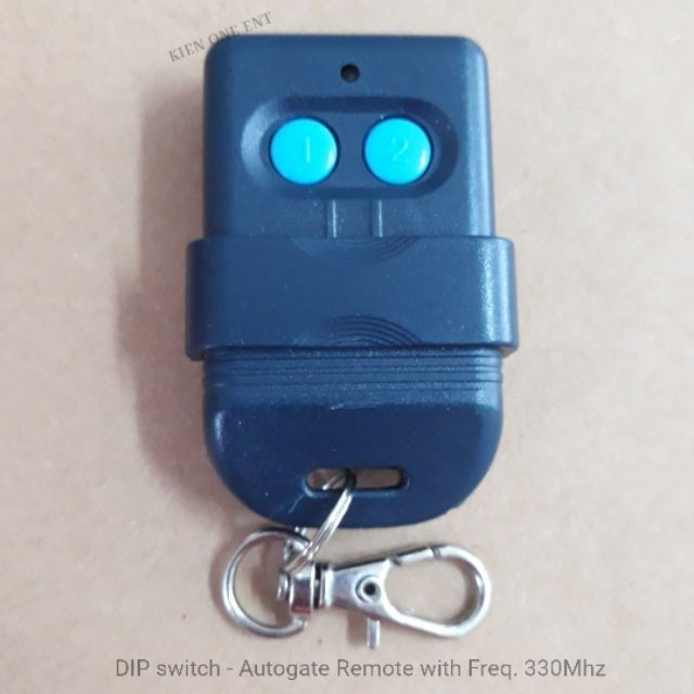 Autogate Door Remote Control SMC5326 with 8pin switch