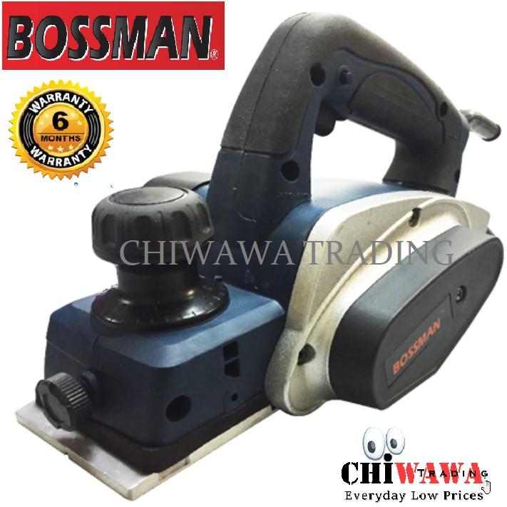 BOSSMAN Electric Planer 620W 82MM BKP800 Planner High Quality Machine