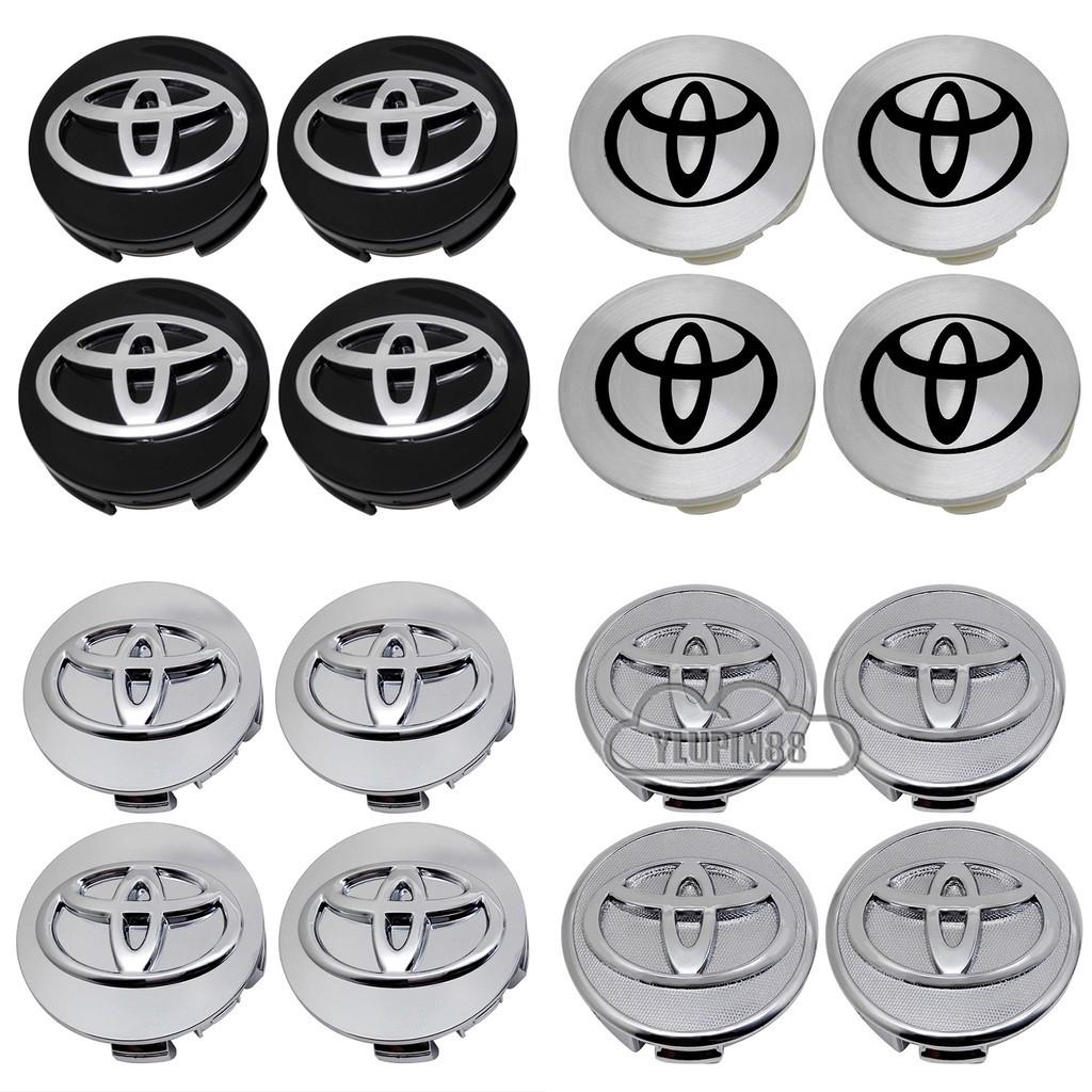 llfaith 4X 60mm Back Clip 57mm Car Wheel Center HUB Cap Curve Badge Emblem W//C HRE CHolder