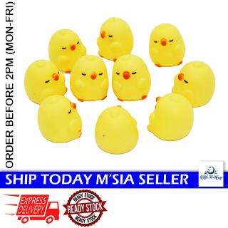 Baby Bathing Water Swell Growing Yellow Duck Inflation Expansion Novelty Kid Toy