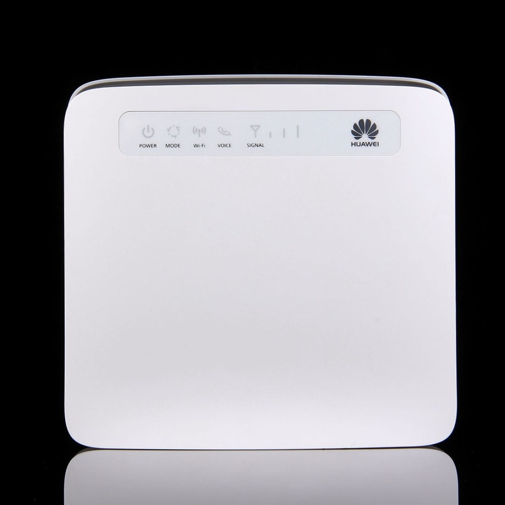 E5186-61 5G 300Mbps 4G LTE Wireless WiFi Router (FDD 700/1800/2600MHz)
