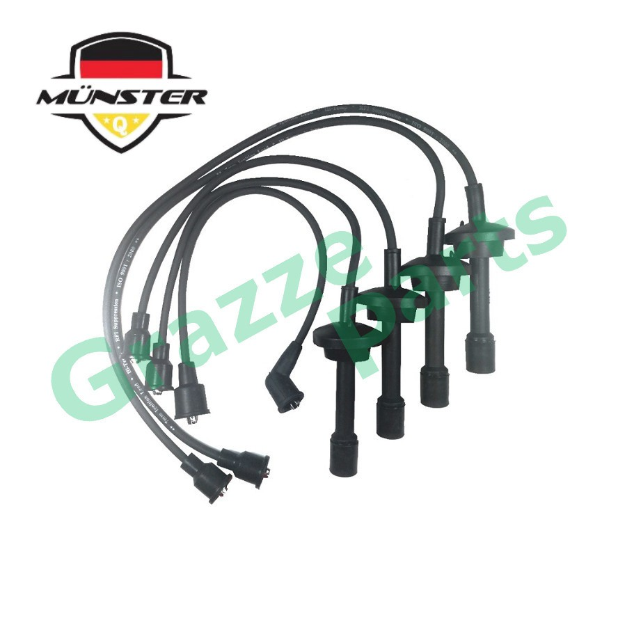 Münster Plug Cable 2009 for Toyota Corona 1.8 TT132 Celica Year 1978