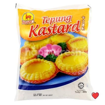 KIJANG Tepung Kastard / Custard Powder @ 300g  ( Free fragile + Bubblewrap Packing )
