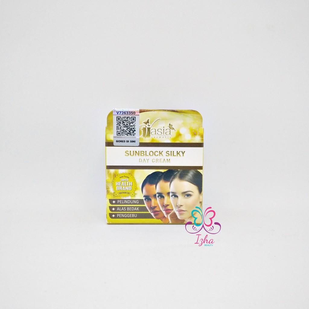[V\'ASIA] Sunblock Silky Day Cream - 6g