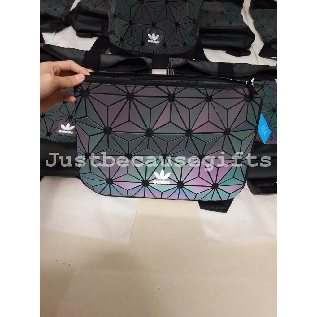 Adidas 3d Sleeve Bag Shopee Malaysia