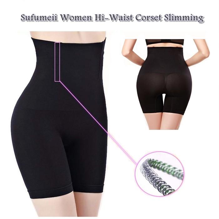 Sufumeii Hi-Waist Corset Slimming