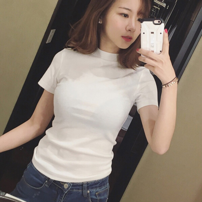 Women's Clothing Nice E Toy Word 2019 New Korean Version Spring Temperament Wild Shirt Female Lazy Long-sleeved Shirt Bottoming Chiffon Shirt Female Buy One Give One