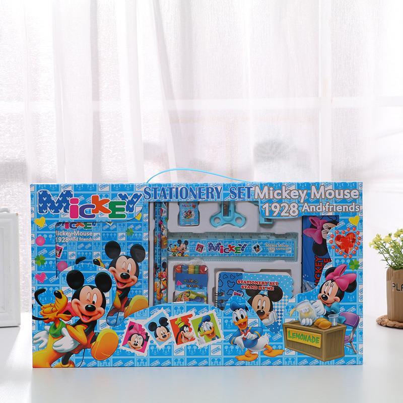 Mickey Mouse Stationery Set