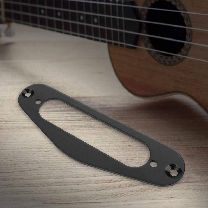 Neck Bridge Pickups Mounting Rings 2pcs Metal Electric Guitar Humbucker Pickup Ring