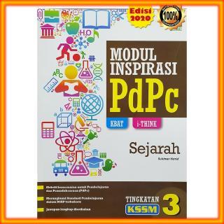 Buku Latihan Modul Inspirasi Sejarah Kssm Tingkatan 3 Shopee Malaysia