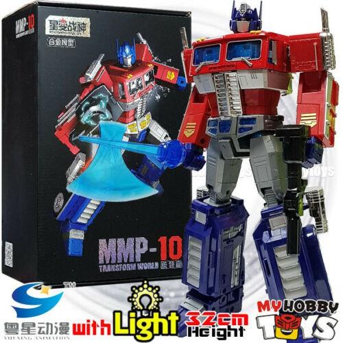Yuexing MMP10 Oversize Optimus Prime OP Autobots Action Figure New