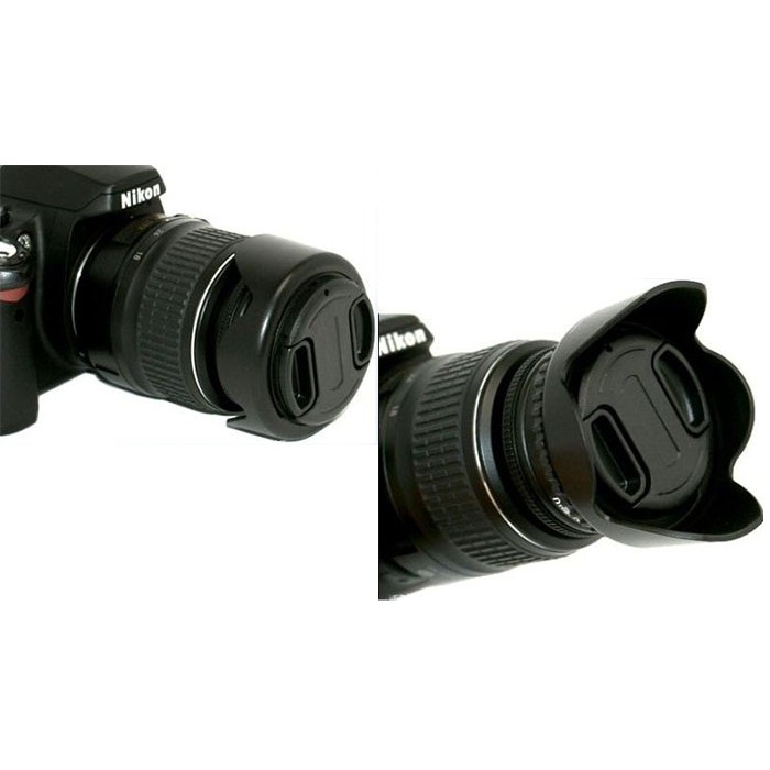JJC LC-52 Universal 52mm Lens Cap Cover for Canon Nikon Sony Fujifilm Camera