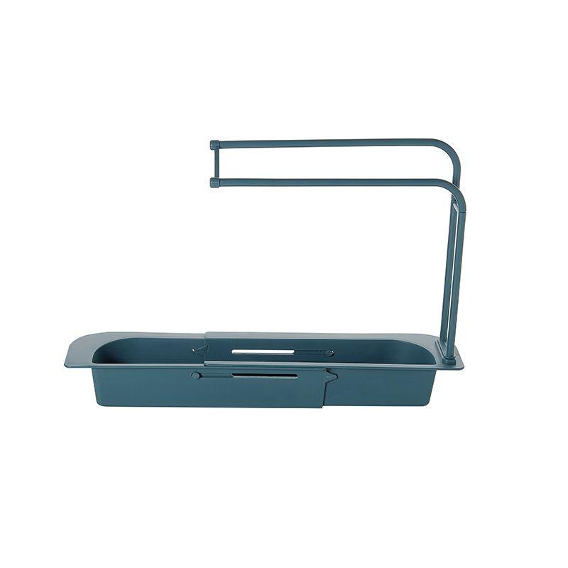 水龙头沥水置物架水池收纳架 厨房用品水槽海绵抹布沥水架整理架