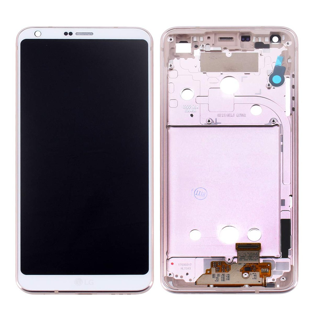 LCD For LG G6 LCD Display Touch Screen with Frame For LG G6 Display H870  H873 VS998 Replacement Parts