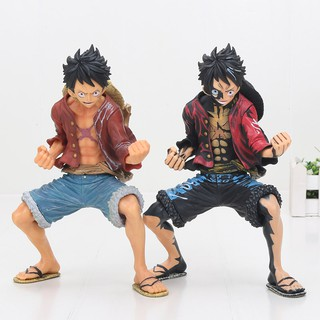 One Piece King Of Artist Luffy Statue The Bound Man Pvc Monkey D Luffy Figure Collectible Model Toy 18cm Toys & Hobbies