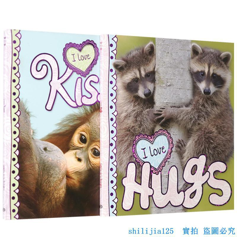 QEDI Love Kisses ugs I like to kiss, hug 2 volumes for sale