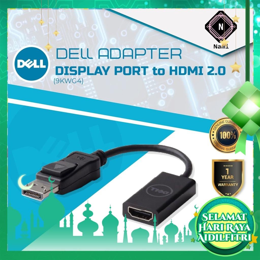 Dell Adapter DisplayPort (M) to HDMI 2.0 4K (F)
