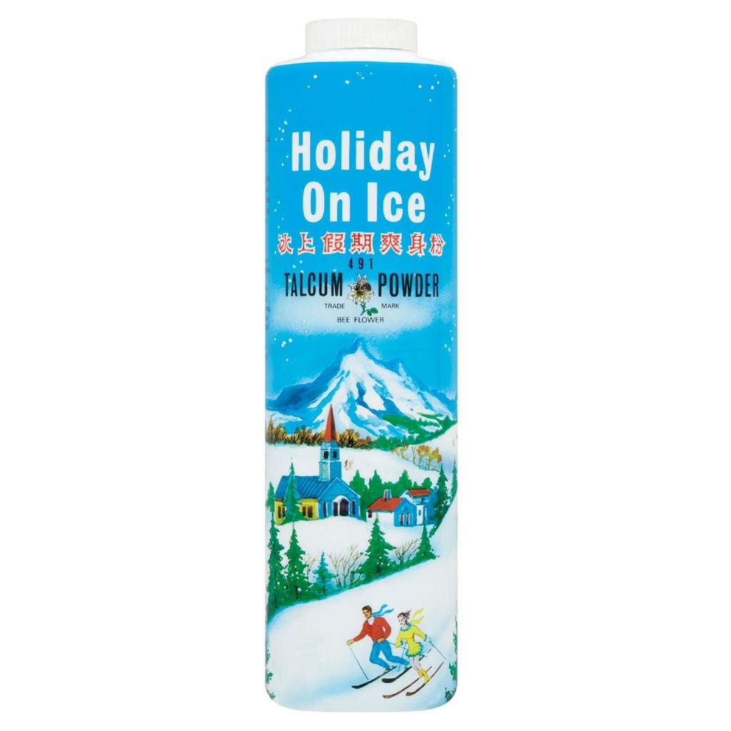 Holiday On Ice Talcum Powder 400g