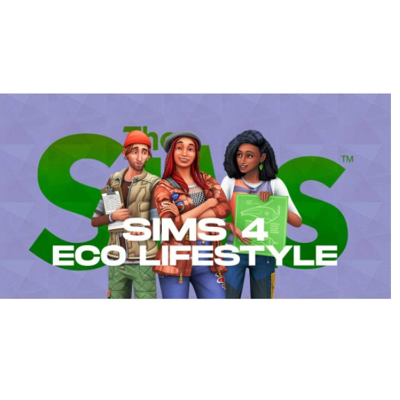 THE SIMS 4: ECO LIFESTYLE [PC DIGITAL DOWNLOAD]