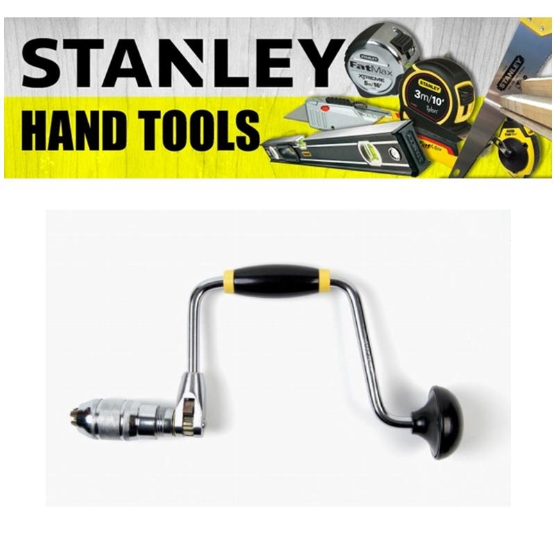 STANLEY BIT BRACES 02-130 CUTTING TOOLS