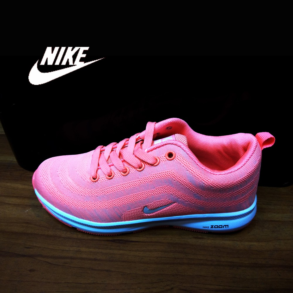 cec9ec66cd Nike Zoom Woman's Sport Shoes Colour Pink | Shopee Malaysia