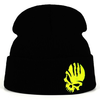 c784b7911 Rick Beanies Hats Elastic Embroidery Winter Knitted Hat US Animation ...
