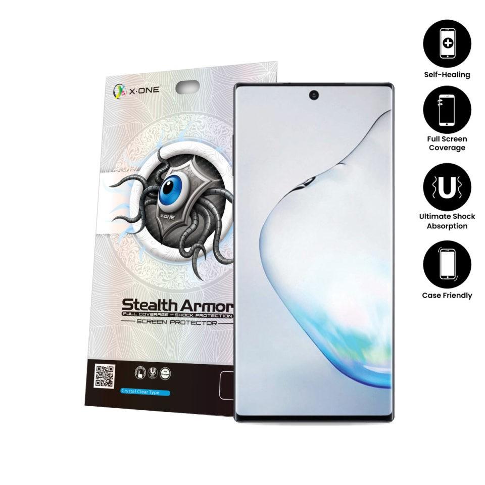 X.One® Stealth Armor 2 Samsung Galaxy Note 10 & Note 10 Plus Xone