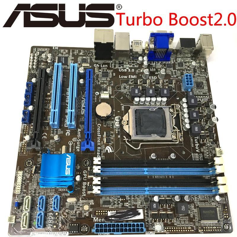 ASUS P8H67-M PRO Desktop Mobo Socket LGA 1155 DDR3