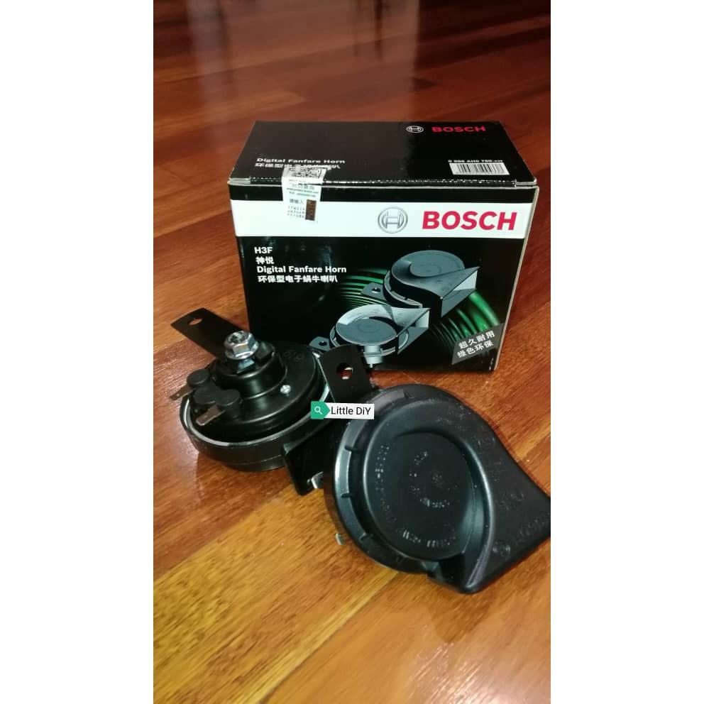 Bosch H3F Digital Fanfare The Power Of Digital Dual Horn