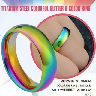 a2cde890611c7 Fashion Men Time Rotating Ring Titanium Steel Arabic Numerals Calendar Ring  Clock
