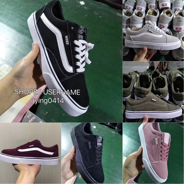 bbece2e06a8 VANS SURF X BROTHERS Marshall Rainbow shoes sneaker white Casual shoes